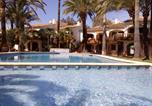 Location vacances Communauté Valencienne - Residencial Cabañas Denia-4