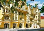 Hôtel Mariánské Lázně - Ensana Svoboda-1