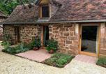 Location vacances Saint-Médard-d'Excideuil - Countryside tiny house near Chateau de Hautefort-1