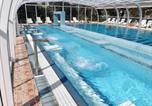 Hôtel Hévíz - Hotel Aquamarin-1