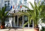 Hôtel Baabe - Park Hotel Sellin