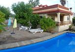 Location vacances Vinaròs - Villa berta-1
