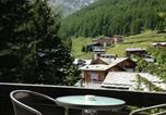 Hôtel Saas-Fee - La Collina Budget Rooms-2