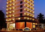 Hôtel Panaji - Varanda Do Mar-1