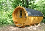 Hôtel Bayerisch Gmain - Azur Waldcamping Auwaldsee-4