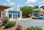 Hôtel Commerce - Motel 6-Gainesville, Ga-1