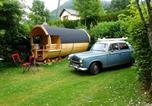 Camping en Bord de rivière Auvergne - Camping Des Blats-3