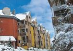 Hôtel Asque - Lagrange Vacances Le Domaine des 100 Lacs