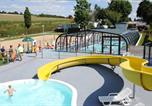 Camping avec Piscine Zuydcoote - Camping Du Val D'Authie-1