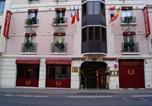 Hôtel Place du Vieux Marché - Hôtel 1er Consul Rouen-3