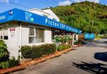 Village vacances Nouvelle-Zélande - Picton Top 10 Holiday Park-4