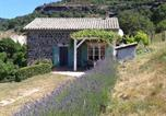 Location vacances Privas - Beautiful Holiday Home in Saint-Pons near Forest-1