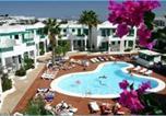 Location vacances Puerto del Carmen - Apartamentos Luz Y Mar-1