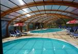 Camping avec Piscine Zuydcoote - Camping Les Pommiers des 3 Pays-1