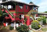 Location vacances  Dominique - Nixon's Bayside Mangrove Inn/Villa-3