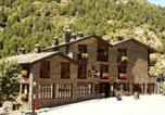 Hôtel Andorre - Hotel L'Ermita B&B