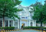 Hôtel New Delhi - Radisson Blu Marina Hotel Connaught Place
