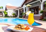 Hôtel Accra - Mahogany Lodge-1