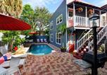 Location vacances West Palm Beach - Conch Shell Cottage Unit 2 Apartment-1