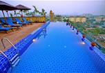 Hôtel Mandalay - Hotel Yadanarbon Mandalay-4