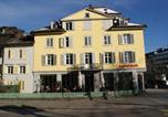 Hôtel Saint-Gall - Kränzlin Hotel-3