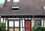 Location vacances Gunstett - Holiday home Res Chataigniers Lembach-Pfaffenbronn-1