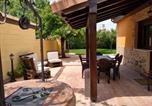 Location vacances  Burgos - La Casita Del Abuelo-4