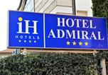Hôtel Noventa Padovana - Ih Hotels Admiral Padova-3