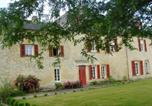 Location vacances Wasigny - House with 6 bedrooms in Lametz with furnished garden and Wifi-4