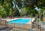 Camping avec Piscine Aramits - Camping Beau Rivage-1