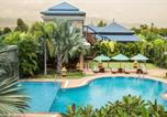 Hôtel Mandalay - Hotel Shwe Pyi Thar-3