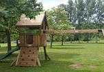 Camping avec Ambiance club Lot - Camping Les Rives du Céou-2