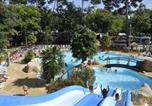 Camping avec Piscine Celles - Ideal Camping-1