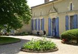 Hôtel Saint-Estèphe - Chambres d'Hôtes La Sauvageonne-4