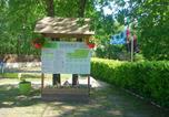 Camping avec Piscine Naujac-sur-Mer - Camping L'Orée du Bois-4