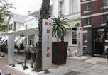Hôtel Cape Town - Hippo Boutique Hotel-3