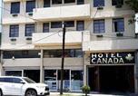 Hôtel Toluca - Hotel Canadá-1