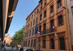 Hôtel Toulouse - Hôtel le Pastel-1