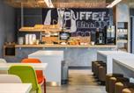 Hôtel Torhout - Ibis budget Brugge Jabbeke-2