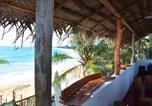 Hôtel Hikkaduwa - Villa crocodile beach-1