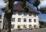 Hôtel Meersbug - Sternen Hotel & Restaurant