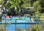 Camping avec Piscine Martres-Tolosane - Camping de Montmaurin-1