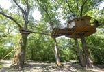 Camping avec Hébergements insolites Angé - Camping Sandaya Les Alicourts-3