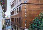 Hôtel Sultanahmet - Perapolis Hotel-3