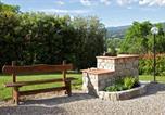 Location vacances Poppi - Borgo alla Collina Villa Sleeps 10 Pool Wifi-4
