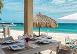 Hôtel Antilles néerlandaises - Moomba B&B Ocean Front Hostel-4
