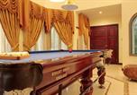 Location vacances Dubaï - Villa Jumeirah - Front E-1