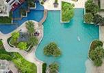 Location vacances Bang Kapi - Vanila Dreaming Sky Lurxury-4