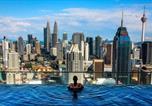 Location vacances Kuala Lumpur - Mfs Guest House @ Regalia Residence Klcc-1