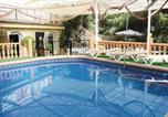 Location vacances Totana - Five-Bedroom Holiday Home in Totana-2